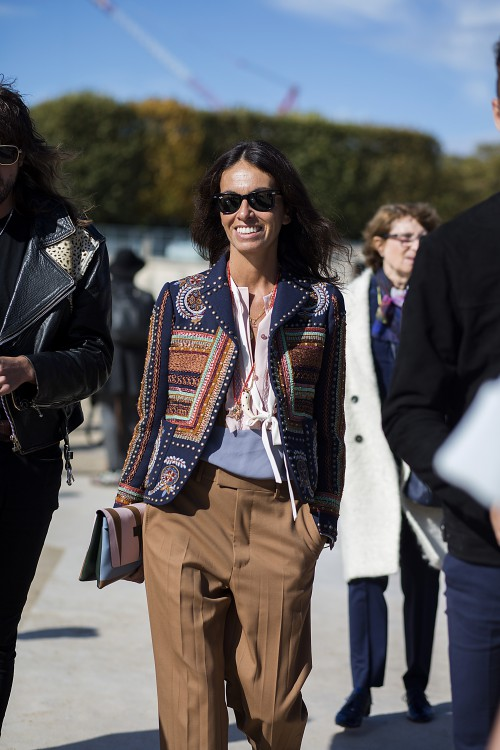 Paris Fashion Week SS16-street style-Shot by Sébastien Tabarin
